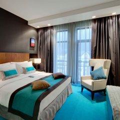 Radisson, Роза Хутор (Radisson Hotel, Rosa Khutor) 5* Люкс разные типы кроватей фото 4