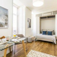 Апартаменты LxWay Apartments Alcântara Luxury Студия с различными типами кроватей