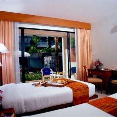 Отель Sunset Beach Resort 4* Номер Делюкс с различными типами кроватей фото 3