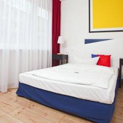 Hotel City Gallery Berlin 3* Стандартный номер с различными типами кроватей фото 3