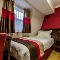 Royal Cambridge Hotel 3* Стандартный номер с различными типами кроватей