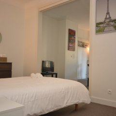 Отель Residences Paris Maillot 3* Студия