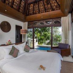 Отель The Vijitt Resort Phuket комната для гостей фото 8