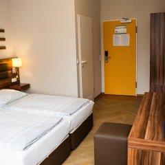 Отель Cityhostel Berlin Стандартный номер с различными типами кроватей фото 2