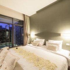 Отель The Sea Koh Samui Boutique Resort & Residences Самуи комната для гостей фото 19