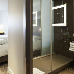 Отель Novotel Paris Les Halles 4* Улучшенный номер с различными типами кроватей фото 7