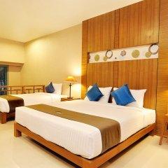 Andakira Hotel 4* Номер Делюкс с разными типами кроватей фото 6