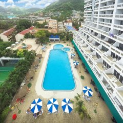Andaman Beach Suites Hotel открытый бассейн фото 2