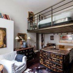 Отель Heart of Saint Germain Апартаменты с различными типами кроватей