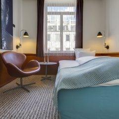 Best Western Plus Hotel City Copenhagen 4* Стандартный номер с двуспальной кроватью