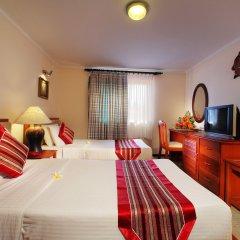 Отель Sai Gon Mui Ne Resort 4* Улучшенный номер с различными типами кроватей