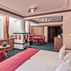 Mercure Sighisoara Binderbubi - Hotel & Spa 5* Улучшенный люкс с различными типами кроватей