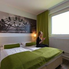 Отель Eurohotel Vienna Airport 3* Стандартный номер с различными типами кроватей