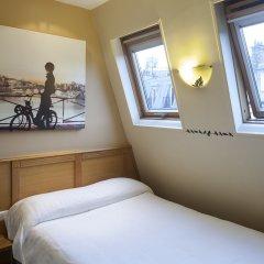 Hotel de Saint-Germain 2* Стандартный номер с различными типами кроватей