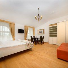 Apelsin Hotel on Tverskoy Boulevard 2* Номер Делюкс разные типы кроватей