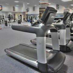 Отель Adams Beach фитнесс-зал