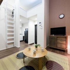 Отель TATERU bnb SUMIYOSHI A 3* Студия с различными типами кроватей