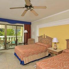 Отель Iberostar Rose Hall Beach All Inclusive 3* Стандартный номер с различными типами кроватей фото 2