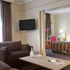 Отель Hôtel California Champs Elysées комната для гостей фото 14