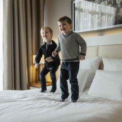 Отель Pullman Paris Centre-Bercy 4* Улучшенный семейный номер разные типы кроватей фото 2