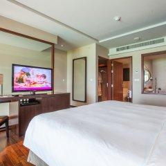Отель Crowne Plaza Phuket Panwa Beach 5* Президентский люкс с различными типами кроватей