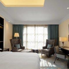 Отель Sheraton Sharjah Beach Resort & Spa 5* Номер Делюкс с различными типами кроватей