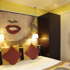 Hotel Le Chaplain Rive Gauche 4* Стандартный номер с различными типами кроватей фото 11