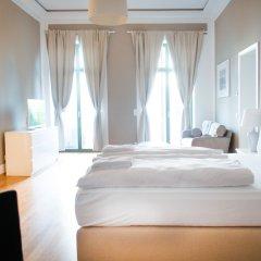 Отель Leipzig Suites Zentrum Harkortstraße Апартаменты с различными типами кроватей