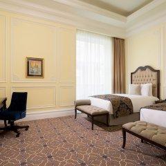 Лотте Отель Санкт-Петербург 5* Номер Делюкс двуспальная кровать