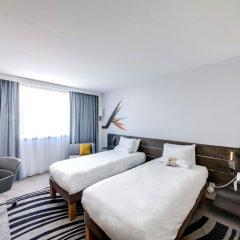 Отель Novotel Montparnasse 4* Улучшенный номер фото 4