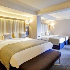 Danubius Hotel Regents Park 4* Семейный номер Делюкс с различными типами кроватей