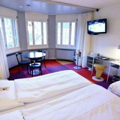 Best Western Hotel Bern 4* Стандартный номер с различными типами кроватей