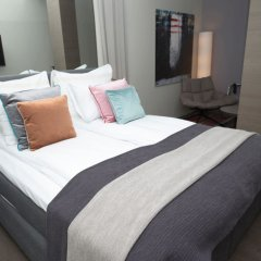 Clarion Hotel Admiral 3* Стандартный семейный номер с двуспальной кроватью