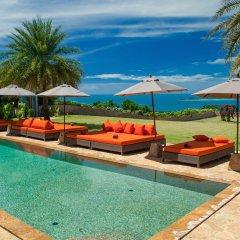 Отель Villa Katrani Самуи открытый бассейн фото 2