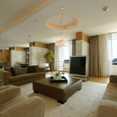 Отель Hilton Athens 5* Президентский люкс двуспальная кровать