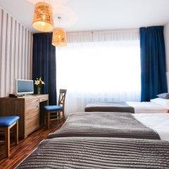 Отель Ach Mazury Stanica Mikolajki 3* Стандартный номер с различными типами кроватей