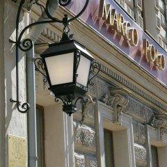 Гостиница Marco Polo Санкт-Петербург вид на фасад