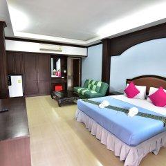 Отель Ampan Resort 2* Улучшенный номер с различными типами кроватей