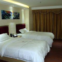Отель Fangjie Yindu Inn 3* Стандартный номер с различными типами кроватей
