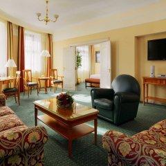 Гостиница Марриотт Москва Гранд 5* Люкс-студио с различными типами кроватей фото 8