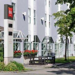 Отель ibis Muenchen City Nord собственный двор