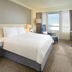 Отель Fontainebleau Miami Beach 4* Стандартный номер с различными типами кроватей