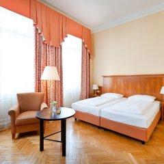 Hotel Johann Strauss 4* Стандартный номер с различными типами кроватей