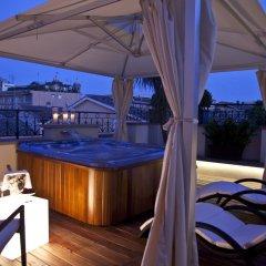 Отель The First Roma Arte терраса/патио