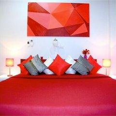 Отель Green Leaf 3 Nai Harn 2 bedrooms Villa 3* Вилла с различными типами кроватей
