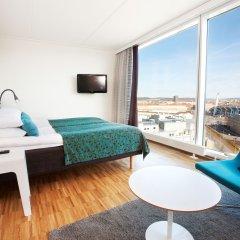 Отель Scandic Opalen 4* Улучшенный номер с различными типами кроватей