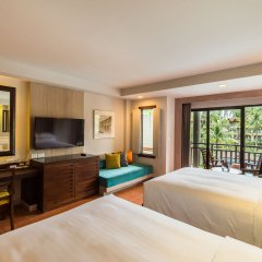Отель Phuket Marriott Resort & Spa, Merlin Beach комната для гостей фото 16