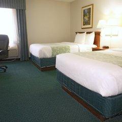 Отель La Quinta Inn Columbus Dublin 2* Стандартный номер с 2 отдельными кроватями