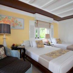 Отель Thavorn Beach Village Resort & Spa Phuket комната для гостей фото 11