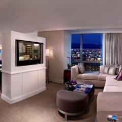 Отель Hard Rock Hotel & Casino Лас-Вегас комната для гостей
